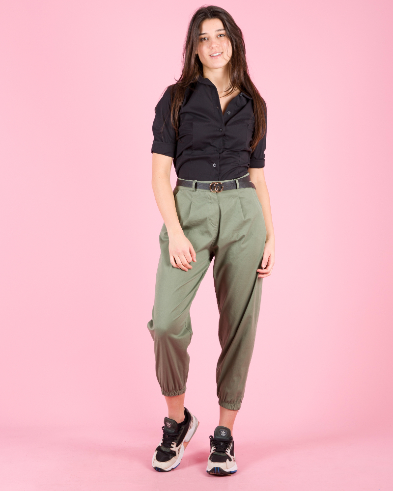 F5652 Pantaloni Casual