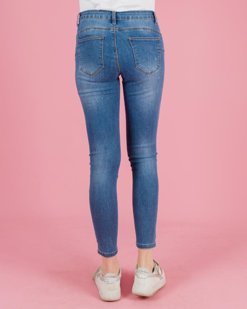 jeans classico stretto