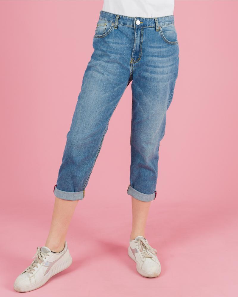 jeans chiaro classico