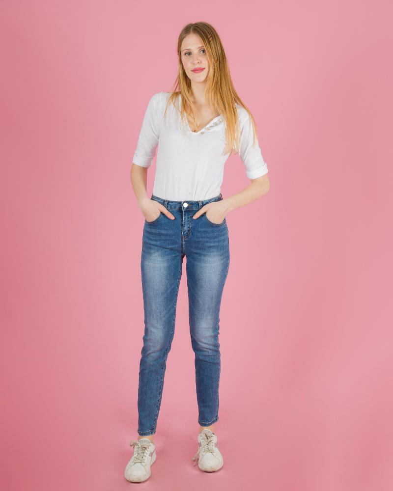 Jeans stretti classici