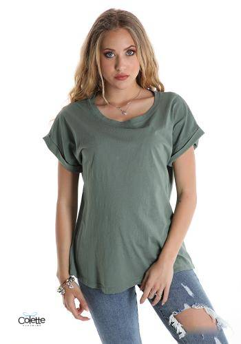 A5933 T-shirt In Cotone